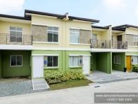 Adelle House Model Turn Over Exterior at Lancaster Houses Cavite