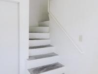 Adelle House Model Turn Over Stairway at Lancaster Houses Cavite