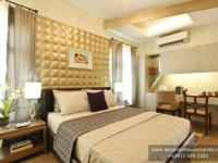 bedroomBriana House Model Master's Bedroom at Lancaster Houses Cavite