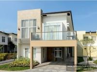 Briana House Model Exterior at Lancaster Houses Cavite