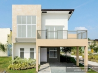 Briana House Model Turn Over Exterior at Lancaster Houses Cavite