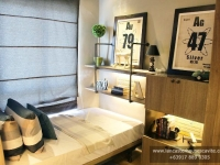 Candice House Model Bedroom 3 at Lancaster Houses Cavite