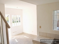 Catherine House Model Turn Over Living Area 2 at Lancaster Houses Cavite