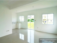 Chessa House Model Turn Over Dining Area 2 at Lancaster Houses Cavite