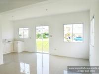 Chessa House Model Turn Over Living Area at Lancaster Houses Cavite