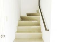 Chessa House Model Turn Over Stairway at Lancaster Houses Cavite