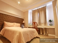 Gabrielle House Model Dressed Up Bedroom at Lancaster Houses Cavite