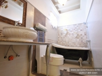 Gabrielle House Model Dressed Up Toilet and Bath at Lancaster Houses Cavite