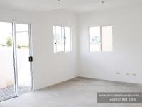 Margaret House Model Turn Over Living Area 2 at Lancaster Houses Cavite