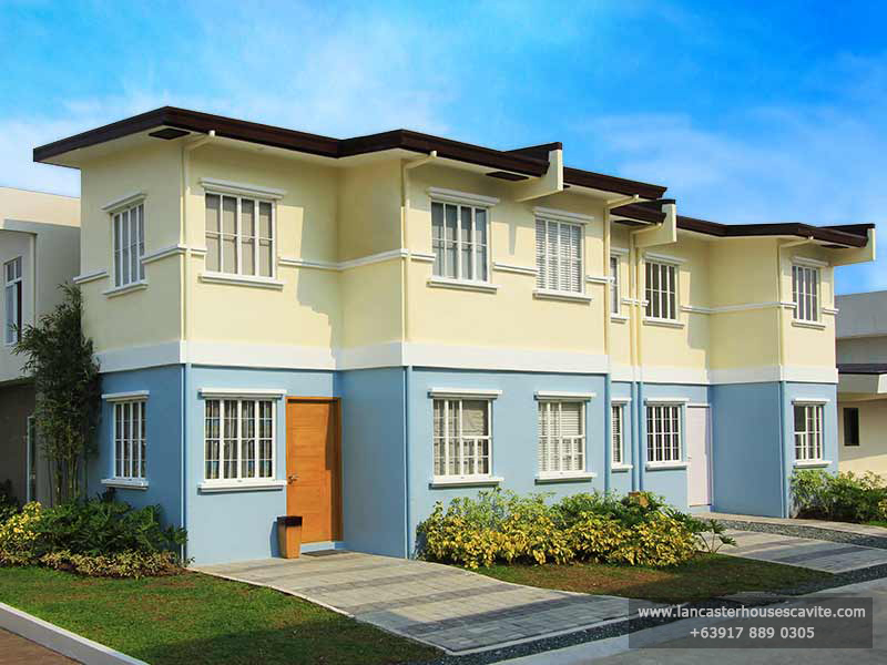 Anica House Model Lancaster Houses For Sale In Cavite