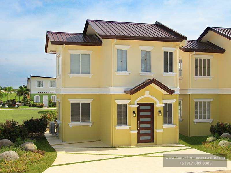 Sophie House Model Lancaster Houses For Sale In Cavite