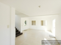 Alexandra House Model Turn Over Living Area at Lancaster Houses Cavite