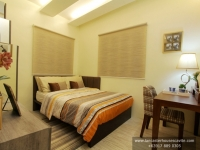 Anica House Model Dressed Up Master's Bedroom at Lancaster Houses Cavite