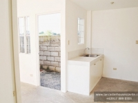Anica House Model Turn Over Kitchen Area at Lancaster Houses Cavite