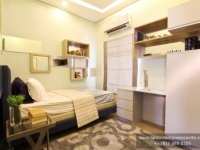 Briana House Model Bedroom at Lancaster Houses Cavite