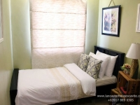Candice House Model Bedroom 1 at Lancaster Houses Cavite