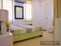 Diana House Model Dressed Up Master's Bedroom 2 at Lancaster Houses Cavite