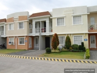 Diana House Model Turn Over Exterior at Lancaster Houses Cavite