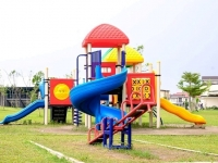 Amenities Playground at Lancaster Houses Cavite