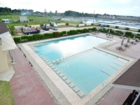 Amenities Club House Swimming Pool at Lancaster Houses Cavite