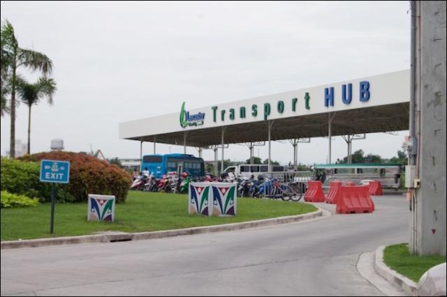 Lancaster New City Cavite Amenities - Transportation Hub