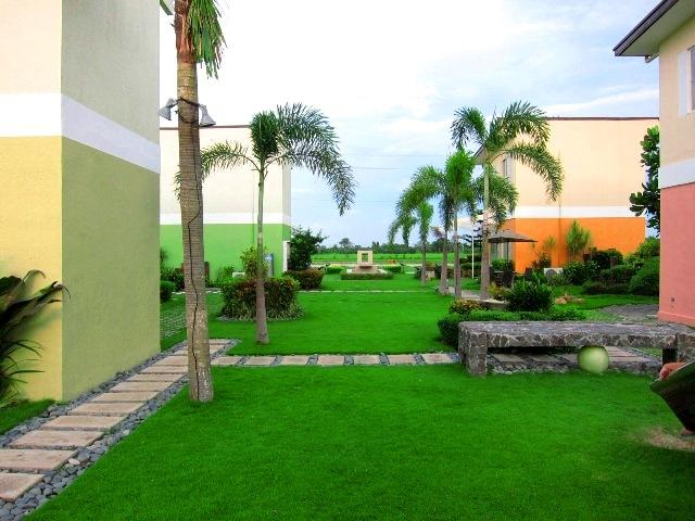 Lancaster New City Cavite Amenities - Linear Park