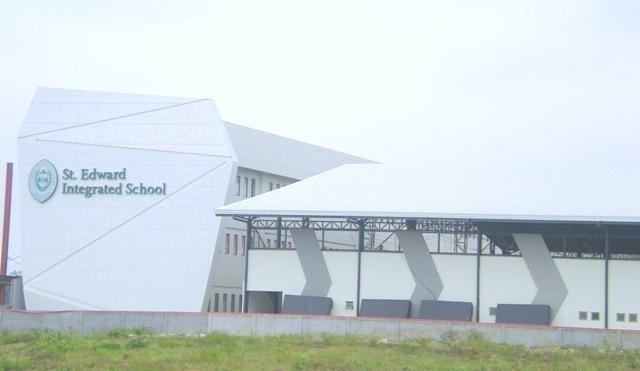 Lancaster New City Cavite Amenities - St. Edward Integrated School