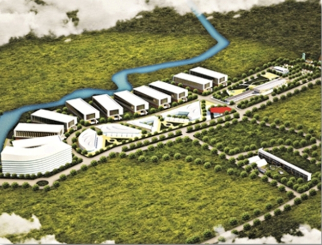Lancaster New City Cavite Amenities - Suntech Ipark