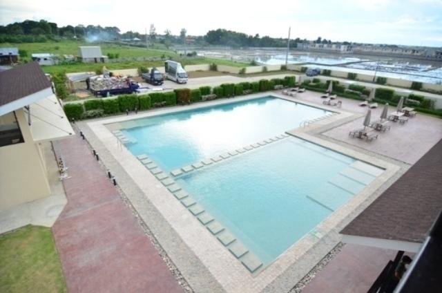 Lancaster New City Cavite Amenities - Club House Swimming Pool