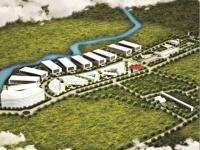 Lancaster New City Cavite Amenities - Suntech Ipark