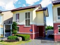 Margaret House Model Exterior at Lancaster Houses Cavite