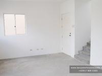 Margaret House Model Turn Over Living Area at Lancaster Houses Cavite