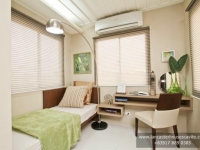 Sophie House Model Dressed Up Bedroom 2 at Lancaster Houses Cavite