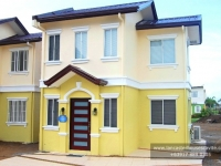 Sophie House Model Exterior at Lancaster Houses Cavite