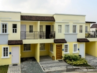 Thea House Model Turn Over Exterior at Lancaster Houses Cavite
