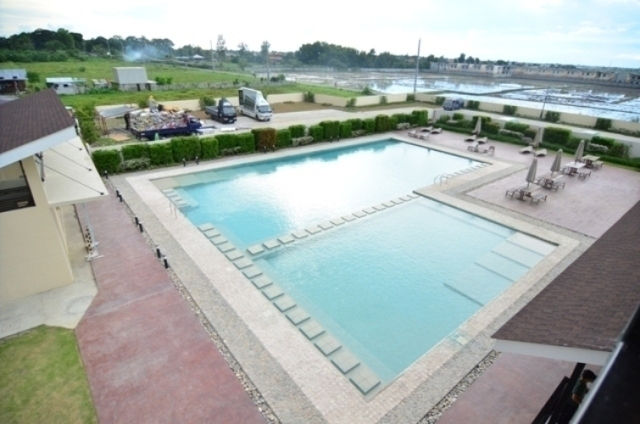 Lacaster New City Cavite Amenities Swimming Pool House For Sale Affordable House And Lot In