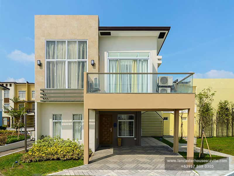 Briana House Model at Lancaster Houses Cavite