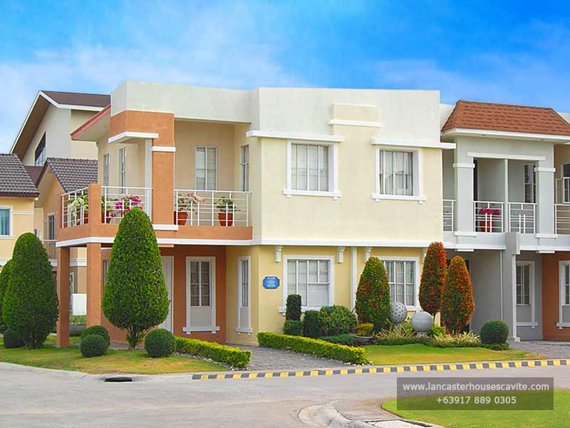 Diana House Model at Lancaster Houses Cavite