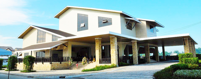 Club House Amenities and House For Sale at Lancaster Houses Cavite
