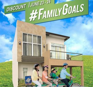 Weekend Promo Discount at Lancaster New City Cavite - June 23 to 24, 2018